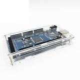 Spesifikasi 3 Pcs Enclosure Transparan Gloss Acrylic Box Kompatibel Untuk Arduino Mega 2560 R3 Case Intl Yg Baik