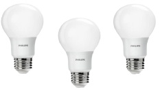 Review Terbaik 3Pcs Lampu Bohlam Led Philips 13W Watt 100Watt Putih
