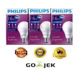 Beli 3Pcs Lampu Bohlam Led Philips 14 5Watt W 16W Watt 200Watt Putih Seken