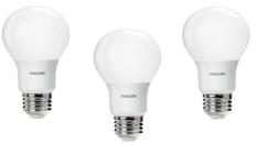 3pcs Lampu Bohlam LED Philips 5w/watt (6w/watt) - 50watt Putih