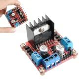 Harga Termurah 3 Pcs Promosi Khusus L298N Motor Driver Board Modul L298 Stepper Motor Smart Mobil Robot Intl