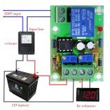 Spesifikasi 3 Pcs Xh M601 Pengisian Control Board 12 V Cerdas Charger Panel Kontrol Daya Pengisian Otomatis Power Intl Bagus