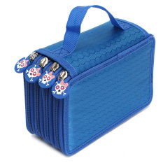 Perbandingan Harga 4 Layers High Capacity Box Stationary Pen Pouch Bag Makeup Storage Pencil Case Di Hong Kong Sar Tiongkok