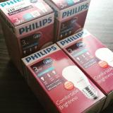 Beli 4 Pcs Led 3 Watt Bulb Phillips Lampu Led Putih Murah
