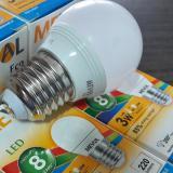 Harga 4 Pcs Led 3 Watt Warna Putih White Hemat Energy Garansi 1 Tahun Meval Online