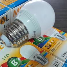 Toko 4 Pcs Led 3 Watt Warna Putih White Hemat Energy Garansi 1 Tahun Yang Bisa Kredit