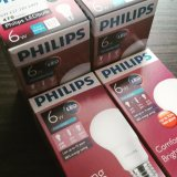 Spek 4 Pcs Led 6 Watt Bulb Phillips Lampu Led Putih