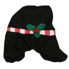 4 Pieces/Set Dari Snowman Santa Claus Kursi Toilet Dan Kamar Tidur   Kamar Mandi Dekorasi Natal Harian-Intl