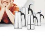 Toko 4 Ukuran Stainless Steel Moka Coffee Maker Mochastovetop Espresso Pot Percolator Tools 300Ml Intl Online Tiongkok