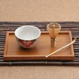 Harga 4 Gaya Matcha Set Bamboo Matcha Kocokan Chashaku Mangkuk Keramik Matcha Teh Sendok Peony Intl Tiongkok