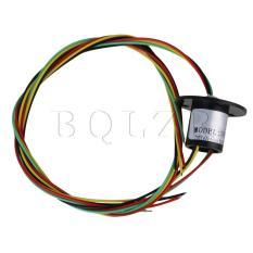 Harga 4 Kabel 2A Kapsul Slip Ring 250 Rpm 1 25 Cm Hitam Seken