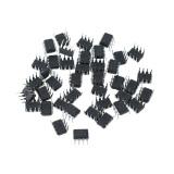 Harga 40 Buah Logam Plastik Ne555P 555 Dip 8 Ic Timer Kit Listrik 9X5X7Mm Seken
