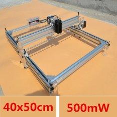 40*50cm Area Mini Laser Engraving Cutting Machine Printer Kit Desktop 500mW - intl