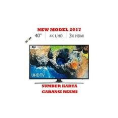 40MU6100 SAMSUNG LED 40 Inch 4K UHD Smart TV 40