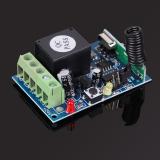 Jual 433 Mhz Dc12V 1 Channel Kode Belajar Wireless Remote Control Mode Relay Oem