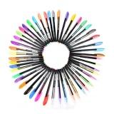 Tips Beli 48 Pcs Warna Gel Pen Set Coloring Book Pena Tinta Lukisan Kerajinan Seni Neon