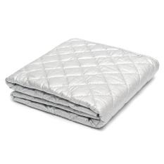 48*85 Cm/60*55 Cm Cotton Portable Ironing Mat Board Besi Lipat Pad Penyetrikaan Yang Aman 48*85 CM-Intl