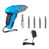 Promo 4 8V Rechargeable Electric Screwdriver Cordless Adjustable Multi Function Drill Bit Set Portable Handheld Diy Power Tool Intl Oem Terbaru