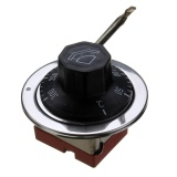 Beli 4 Pcs Ac220V 16A Dial Thermostat Suhu Control Switch Untuk Oven Listrik 50 300C Dial Allwin Internasional Online Tiongkok