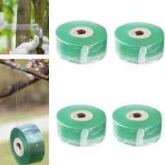 4 Pcs Parafilm Pemangkasan Perbaikan Roll Tape Grafting Budding Strecth Kelembaban Pruner Tanaman Buah Pohon Nursery Garden Barrier Floristry Bibit -Intl