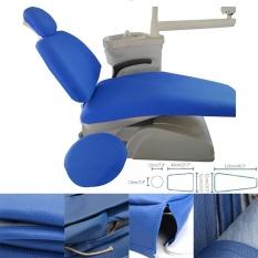 4 Pcs PU Leather Waterproof Elastis Kursi Gigi Seat Cover Pelindung Yang Dapat Dicuci-Intl