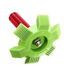 4Pcs Refrigeration AC Condenser Plastic Fin Straightener CM-351 For Cleaning