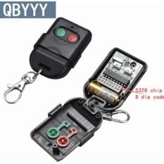 4 Pcs Singapura Malaysia 5326 433 MHz DIP Sakelar Otomatis Gate Duplikat Jarak Jauh Pengendali Kunci Fob-Internasional