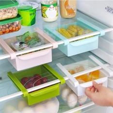 4Pcs Set Freezer Storage Organizer Bins Space Saver Refrigerator And Fridge Storage Box Organizer Bins Desk Organizer Intl Promo Beli 1 Gratis 1