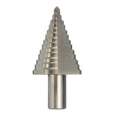 Ulasan Lengkap 5 35Mm 13 Langkah Melapis Hss Kerucut Mata Bor Pemotong Lubang Pelindung Titanium Steel Shank Hex