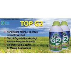 Toko 5 Botol Pupuk Organik Cair Top G2 Hwi 1 Botol Isi 500 Cc Termurah