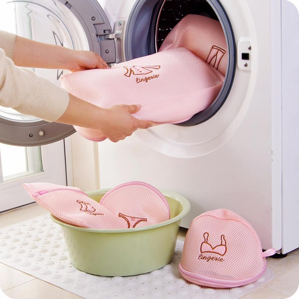 Beli sekarang 5 Set Penebalan Pakaian Dalam Pencuci Tas Perawatan Mesin Cuci Laundry Tas Beha Pakaian Dalam Perawatan-Internasional terbaik murah - Hanya ...