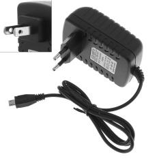 Review Terbaik Micro Usb Ac Dc Adaptor For Raspberry Pi 3 Zero Model B B 5V 3A Power Supply Charger