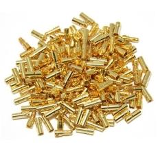 Obral 50 Pasang 3 5Mm Peluru Berlapis Emas Konektor Pisang Plugs Pria Wanita Untuk Baterai Rc Esc Motor Murah