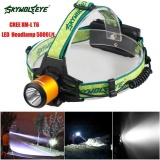 Diskon 5000Lm Cree Xm L T6 Led Headlamp Headlight Flashlight Head Light Lamp 18650 Intl Skywolfeye Tiongkok