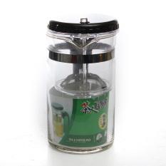 Review Toko 500Ml Heat Resistant Glass Tea Pot Flower Puer Teapot Coffee Pot Teaset