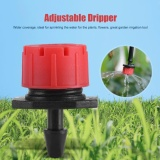 Katalog 50 Pcs Adjustable Mini Garden Irigasi Penyiraman Flow Dripper Kepala Drip Flower Plant Tools Intl Terbaru