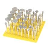 Beli 50 Buah Diamond Dilapisi Penggiling Kepala Alat Rotary Lengkap