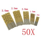 Jual 50 Pcs Fashion Outlet Mini Micro Round Pisau Mata Bor Intl Oem Original