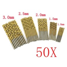 50 Pcs Fashion Outlet Mini Micro Round Pisau Mata Bor Intl Oem Diskon 40