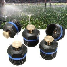 Katalog 50 Pcs Garden Water Lawn Irigasi Semprot Sistem Sprinkler Kepala Tanaman Bunga Cooling Intl Terbaru