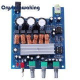 Promo 50Wx2 100 W Tpa3116 D2 2 1 Hifi Digital Subwoofer Amplifier Verst Board Intl Akhir Tahun