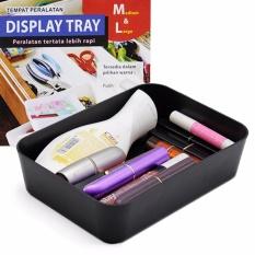 52 Home Kotak penyimpanan Peralatan Serba Guna Bagus Display Tray L 3593 - Random Colour (27X19)