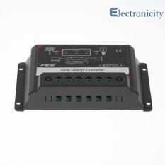 5A 12 V 24 V Panel Surya Baterai Regulator PMW Biaya Pengontrol Debit-Intl