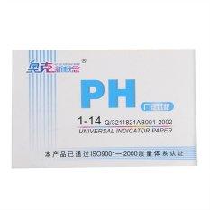 5 Lot (80 piece/lot) pH Meter Ph Tester Strip Indikator Kertas-