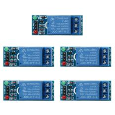 Jual Beli 5 Pcs 1 Channel Dc 5 V Relay Beralih Modul For Arduino Raspberry Pi Lengan Avr