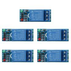 Top 10 5 Pcs 1 Channel Dc 5 V Relay Beralih Modul Untuk Arduino Raspberry Pi Lengan Avr Intl Online