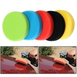 Harga 5Pcs 6 Inch 150Mm Flat Sponge Buff Pad Polishing Pad Kit For Car Polisher Intl Online Hong Kong Sar Tiongkok