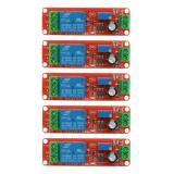 Spesifikasi 5 Pcs Dc 12 V Menunda Relay Shield Ne555 Timer Switch Adjustable Modul Dan Harganya