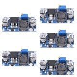 Toko 5 Buah Dc Dc 3 Amp Panas Konverter Yang Dapat Langkah Ke Power Supply Modul Lm2596S Internasional Online Hong Kong Sar Tiongkok