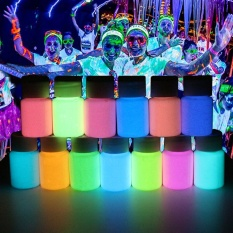 Katalog 5 Pcs Night Luminous Paint Berbasis Air Luminous Paint Party Supplies Intl Terbaru